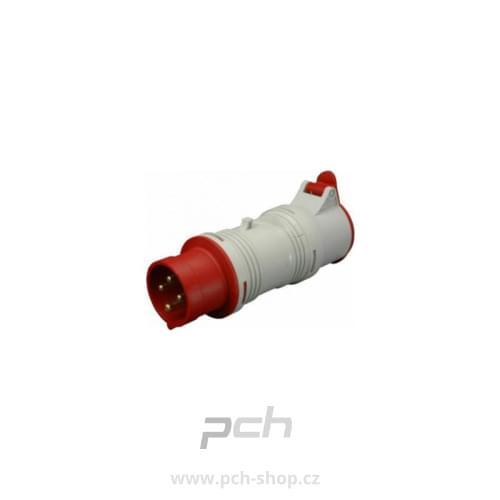 Vidlice - Adapter 4x na 5x 16A/400V